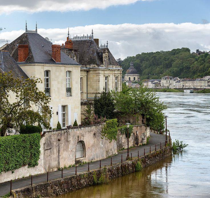Pays de la Loire: Saumur - Maine-et-Loire dept...© Michael Evans Photographer 2013