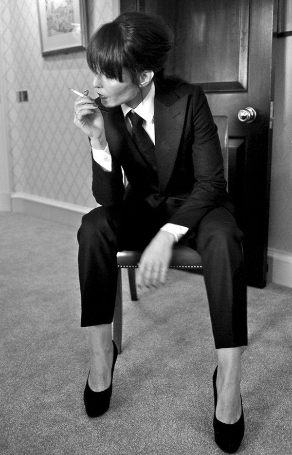 Female elegance !