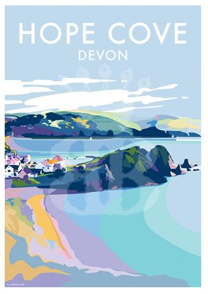 Becky Bettesworth Hope Cove image