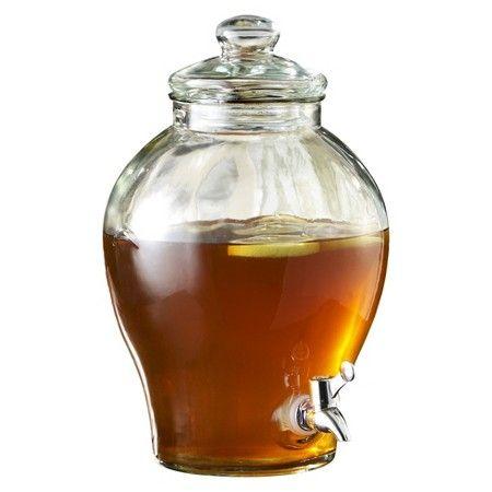 Sanford Glass Beverage Dispenser - Clear : Target