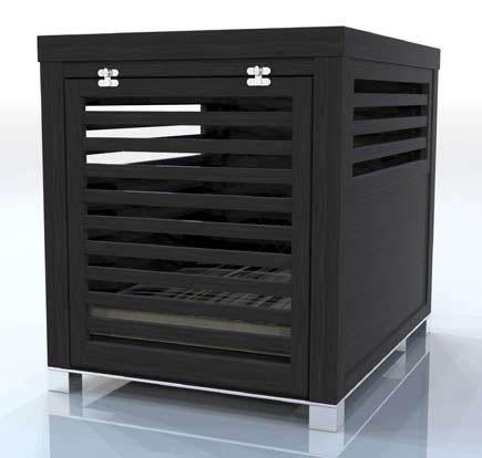 Very cool crate home pinterest crates and dog crate for Really cool furniture