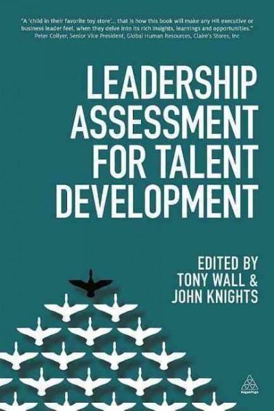 Leadership Assessment for Talent Development