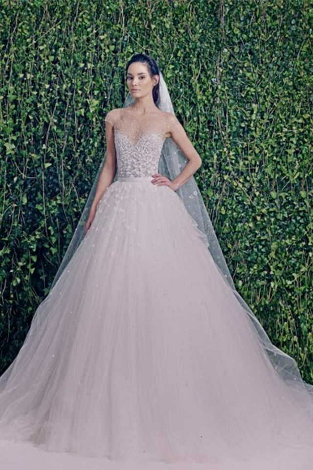 WEDDING DRESSES: ZUHAIR MURAD BRIDAL FALL 2014 - Fashion Diva Design