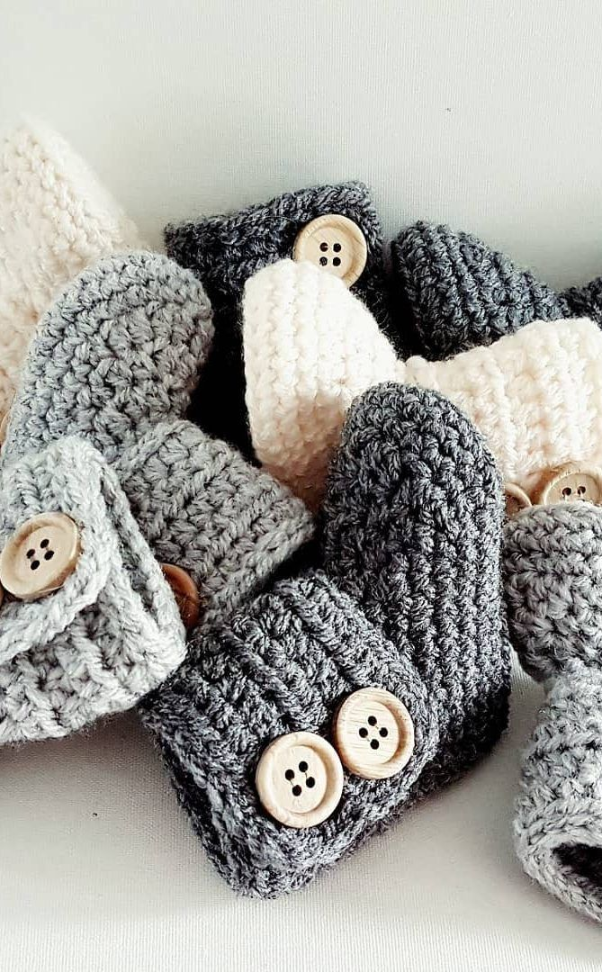 02addf81125 How To Baby Bootie Crochet Patterns 2019 - Page 7 of 21 | Baby ...