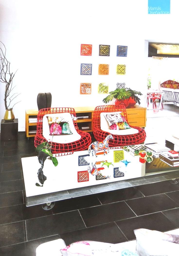 Tala Restrepo, una mamá diseñadora que divide su tiempo entre dos labores gratificantes, ser mamá y propietaria de la tienda Romanza… Nuestro artículo recomendado de la revista de decoración Mobiliari