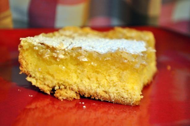 Imbolc Butter Cake