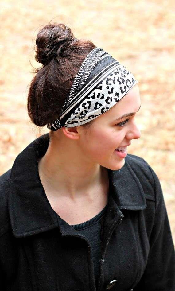 E' il nuovo trend di quest'anno, la moda torna agli anni '60-'70 con le fasce per capelli. Ecco come farne di bellissime riciclando quello che si ha in casa