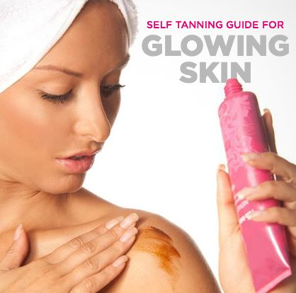 Self tanning tips and tricks for glowing skin