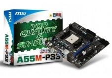 Carte mere msi A55M-P33