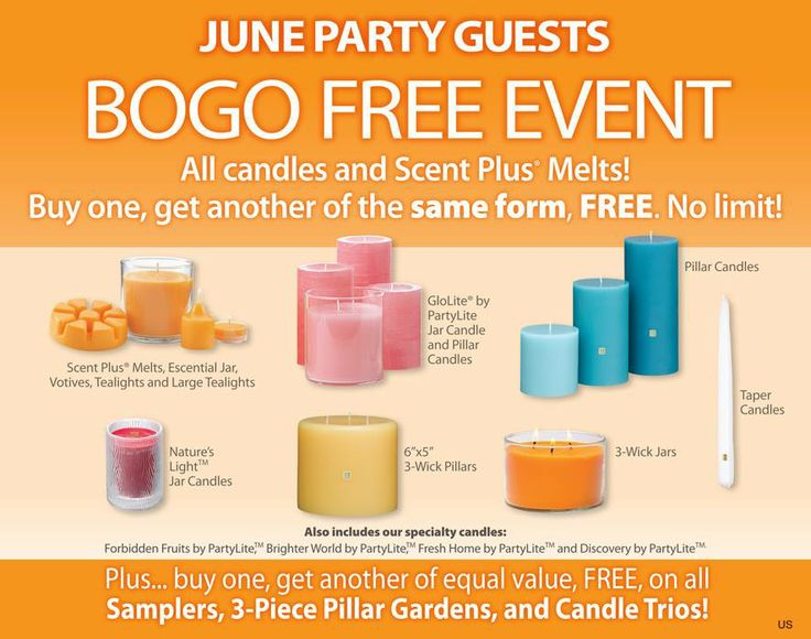 Partylite coupon code free shipping