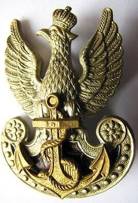 Polish Eagle Navy emblem.