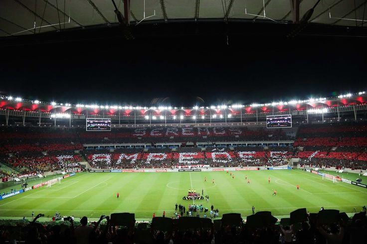 Torcida do Fla esgota ingressos para o jogo contra o Atlético-PR pela Libertadores