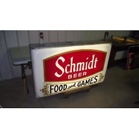 outdoor lighted signs cost
