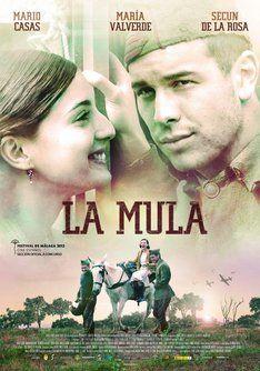 La Mula es una película española finalizada en 2010, basada en una novela de Juan Eslava Galán sobre la Guerra Civil Española. Fue estrenada durante la 16ª edición del Festival de Málaga de Cine Español en 2013, obteniendo su protagonista Mario Casas la 'Biznaga de Plata' al mejor actor.  Figurinista Nereida Bonmatí