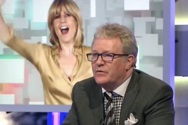CHANNEL 5 GAFFE: Jim Davidson makes mistake on airJim Davidson made hilarious mistake on Celebrity Big Brother's Bit On The Side. It was a case of mistaken identity for the former housemate. When Rylan Clark-Neal questioned the controversial comedian about his views on Rachel Johnson, Jim was confused to say the least.