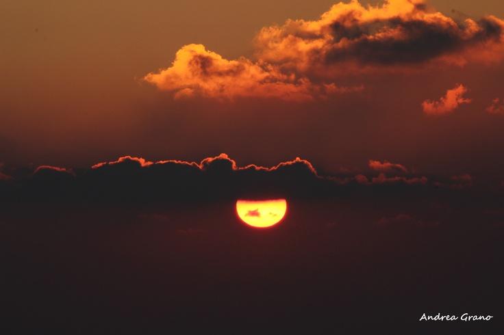 Il Tramonto - The Sunset - Lipari, Italy