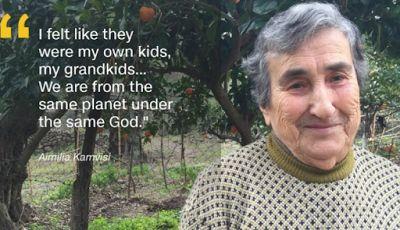 Planet Stars: Η «γιαγιά της Λέσβου» και ο ψαράς Στρατής που βοήθ...