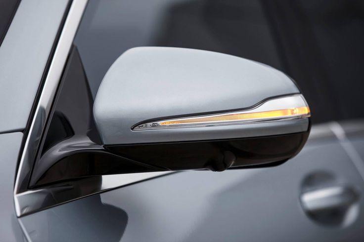Espejos retrovisores exteriores S 63 AMG