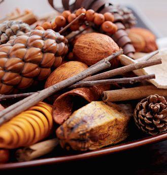 DIY Fall Aromatherapy | Hallmark