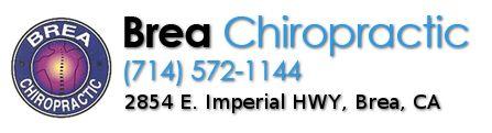 Brea Chiropractic & Wellness Center -     714-572-1144    I heart my chiropractor and massage therapist
