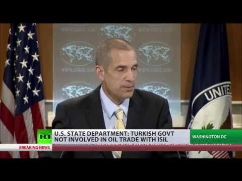 US State Dept dismisses Russian evidence of Turkey aiding ISIS
