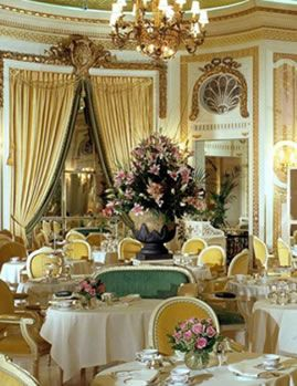 Take afternoon tea at The Ritz, London.  It is such an experience.  Don't miss it.  Great place to people watch!