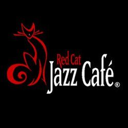 Red cat jazz cafe in Houston, TX