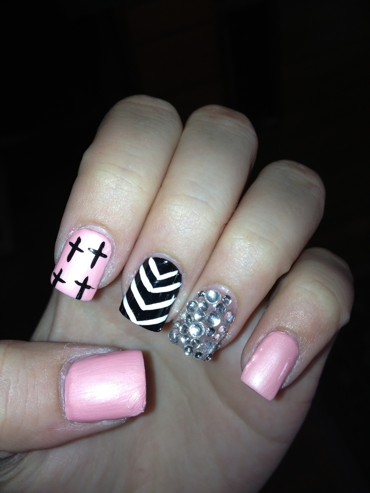 152 best Acrylic nails! images on Pinterest   Nail scissors, Heels ...