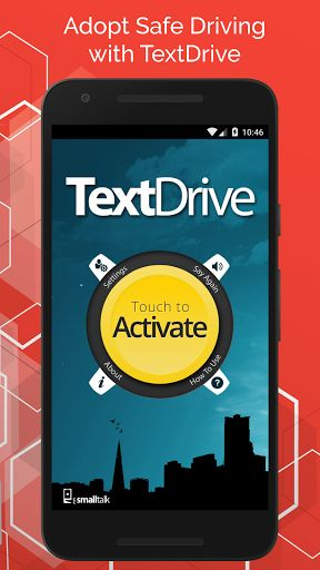 No Texting While Driving Pro v2.4.1Pro Requirements: 4.4 and up Overview: TextDrive, no texting while driving application that is assisting you to keep your eyes on the road and your hands on the steering wheel while driving.      TextDrive, no texting while driving application that is...