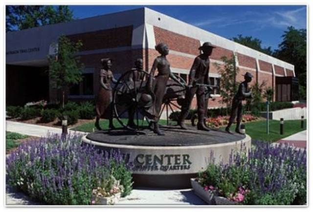 Mormon Trail Center at Historic Winter Quarters. Owned and operated by The Church of Jesus Christ of Latter Day Saints, this visitor's center is opened to the public. They offer free guided tours by representatives of the church which include information of the settling of Florence and the trek of Mormon pioneers to the west. They also have video presentations and some fun activities for the kids. It is adjacent to the LDS Temple which is located in Florence which is north of Omaha.
