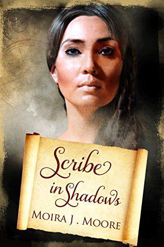 Scribe in Shadows (The Scribe Series Book 1) by Moira J. ... https://www.amazon.com/dp/B016V14S6I/ref=cm_sw_r_pi_dp_vuDmxbW0V0VQD
