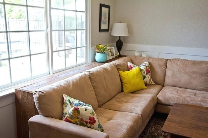 Console Table Behind Couch Console Table Behind Sofa Against Wall