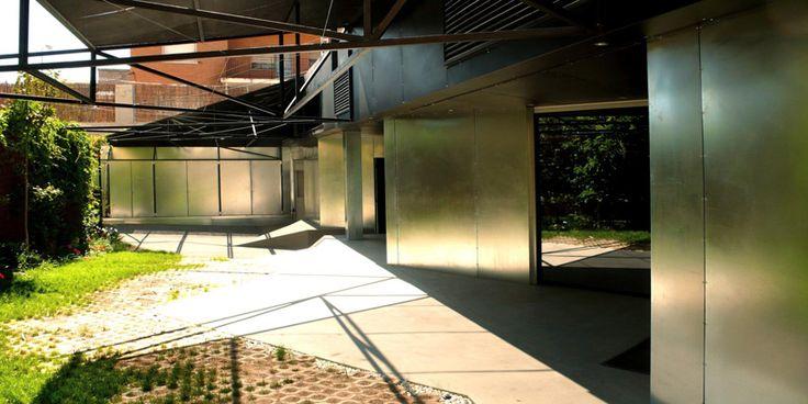ALT arquitectura: alvnat house in madrid