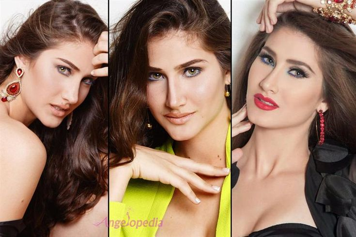 Mariam Habach crowned Miss Venezuela 2015