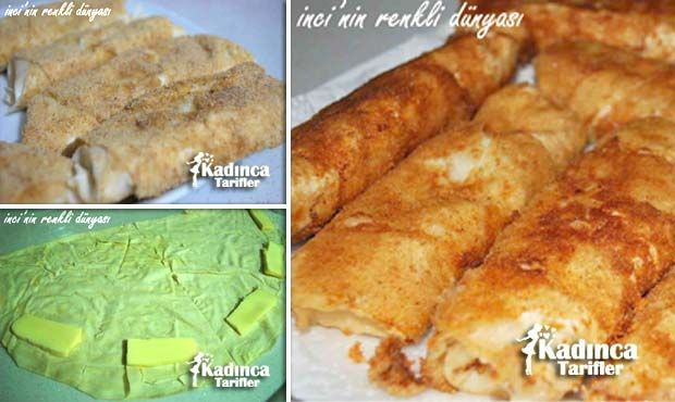 Kaşarlı Galeta Böreği Tarifi nasıl yapılır? Kaşarlı Galeta Böreği Tarifi'nin malzemeleri, resimli anlatımı ve yapılışı için tıklayın. Yazar: İncinin Renkli Dünyası