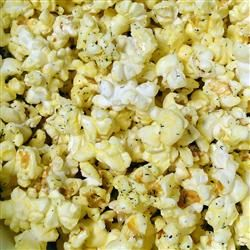 "Ranch Style Popcorn Seasoning | ""A tasty collection of simple spices and seasonings combined to create a ranch-like flavor for sprinkling onto lightly buttered or oiled popcorn."""