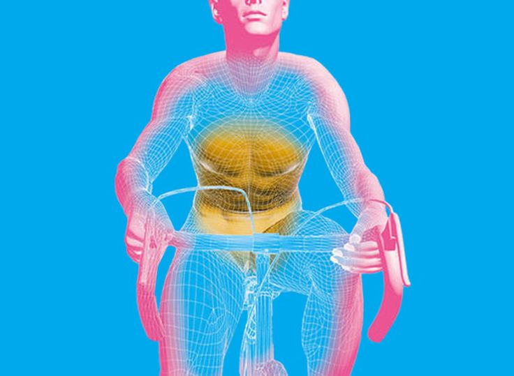 Core Strength Matters http://www.bicycling.com/training/strength-training/how-to-train-the-most-important-core-muscles-for-cycling