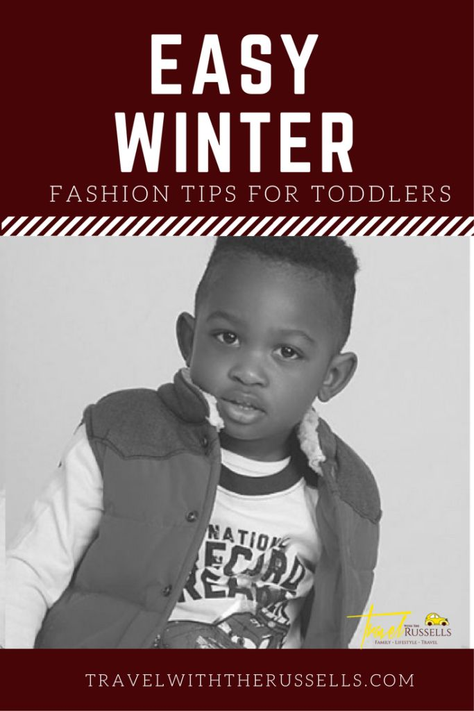 Super Easy Winter Fashion Tips For Toddlers! TravelWithTheRussells.com