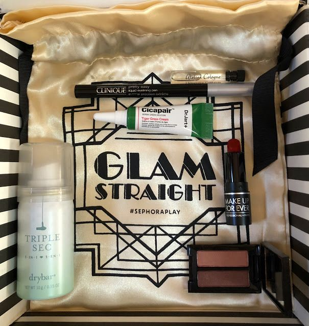 Play! by Sephora Subscription Box Review - December 2017