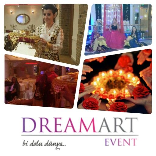 www.dreamartevent.com / iletişim için 0506 114 73 76