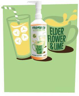 Elderflower & Lime 500ml #juicy #fruit #tea
