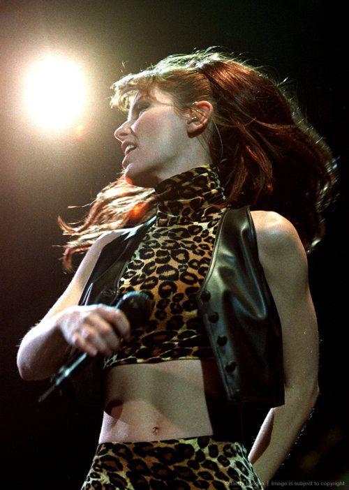 Country Singer Shania Twain