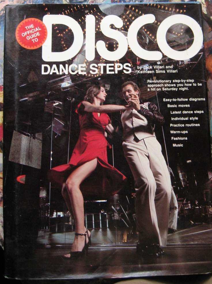 disco dance steps - 736×983