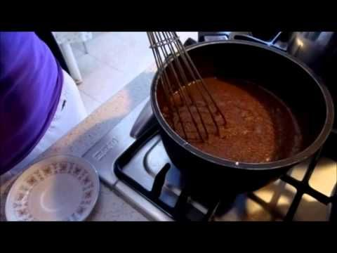 Budino al cacao   Ricetta light