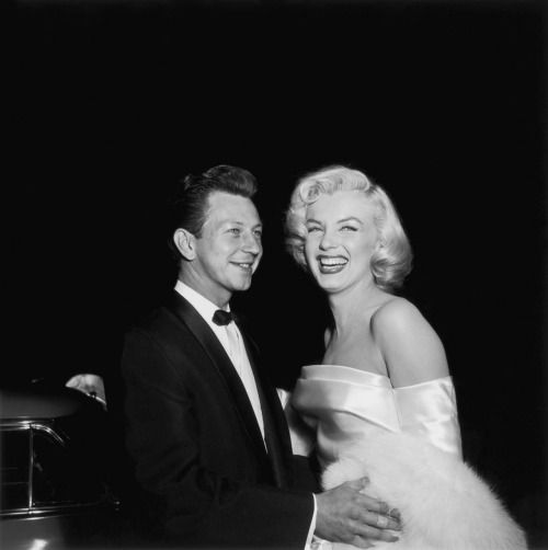 Donald O'Connor (August 28, 1925 - September 27, 2003), bright-eyed dance partner to Marilyn Monroe (1954), Debbie Reynolds (1953), Mitzi Gaynor (1960) & Janet Leigh (1953)