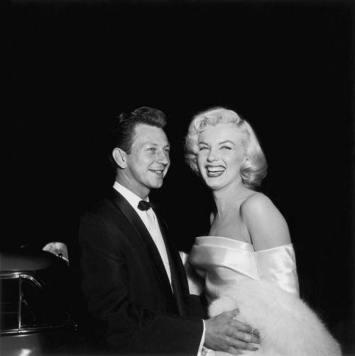 Donald O'Connor (August 28, 1925 - September 27, 2003), bright-eyed dance partner to Marilyn Monroe (1954), Debbie Reynolds (1953), Mitzi Gaynor (1960) & Janet Leigh (1953)