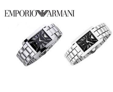 Emporio Armani Couple's Watch