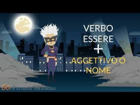 Predicato Verbale e Predicato Nominale - YouTube