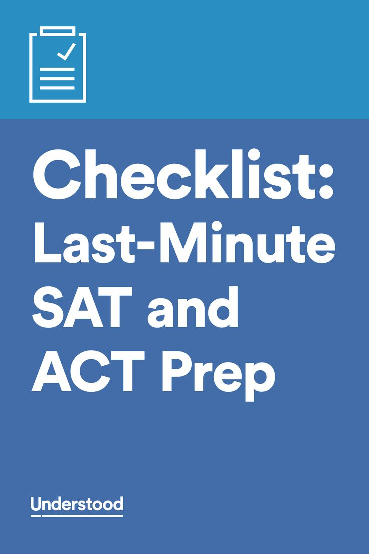 2019 ACT Registration & Requirements | ACT Study Guide