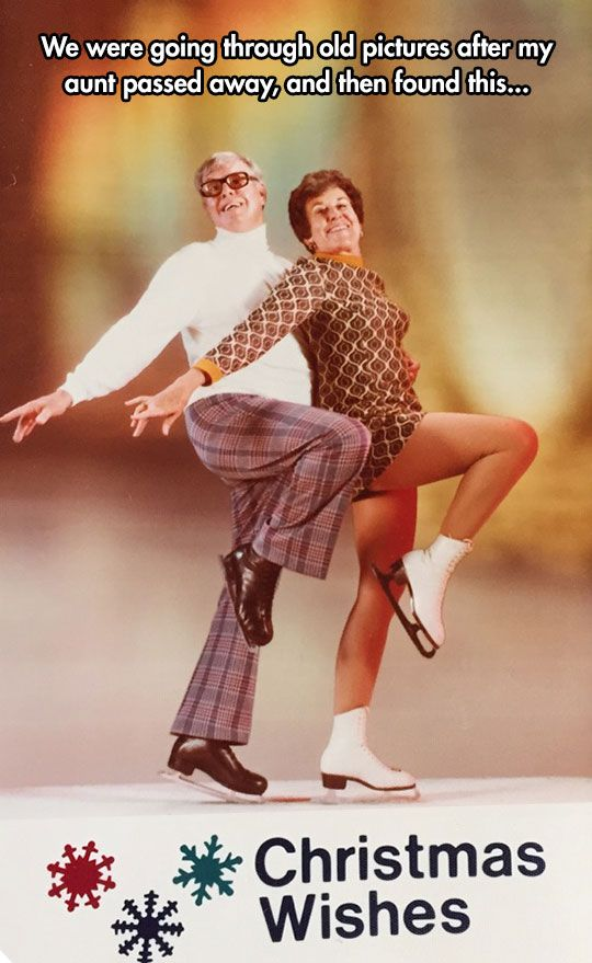 These People Knew How To Have Fun .... I want me & Ricky to do this with Roller Skates!!!!